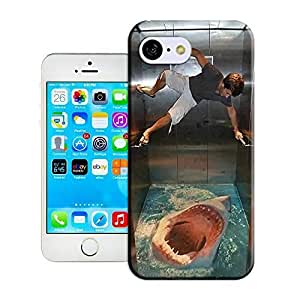 Andre-case BreathePattern-It Looks Awesome Because Of The Shark It Looks Like a Lot Of Work Plastic protective Near0M1Mm02 case cover-Apple iPhone 6 plus 5.5'' case cover