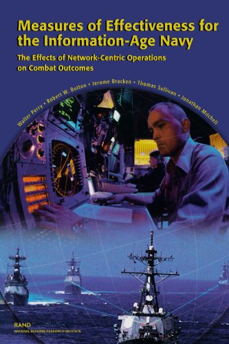 Measures of Effectiveness for the InformationAge Navy: The Effects of NetworkCentric Operations on Combat ()