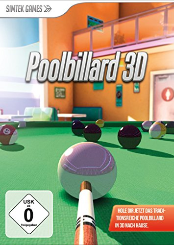 SimTek - Poolbillard 3D (PC)