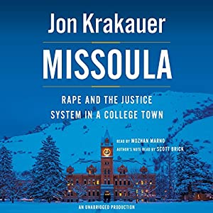 Missoula Audiobook