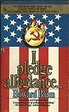 I Pledge Allegiance, Howard Blum, 0671667173