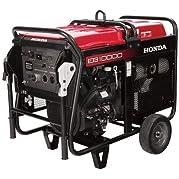 Honda 659090 10,000 Watt Industrial Portable Generator w/ DAVR Technology (CARB)