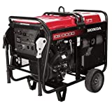 10000 watt portable generator - Honda 659090 10,000 Watt Industrial Portable Generator w/ DAVR Technology (CARB)
