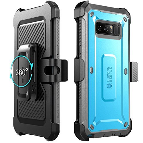 brand new 5f6eb 8bc46 Samsung Galaxy Note 8 Case, SUPCASE Full-Body Rugged Holster ...