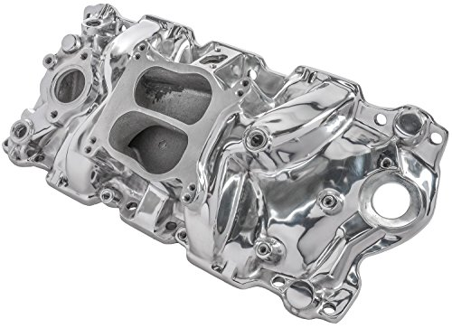 JEGS Performance Products 513015 JEGS Intake Manifold 1955-1986 Small Block Chev