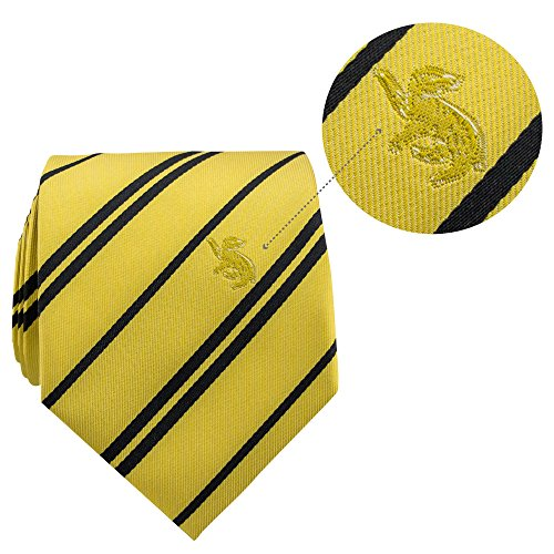 Harry Deluxe Potter Tassorosso Cravatta Cinereplicas Ufficiale Bq1d8HgBw
