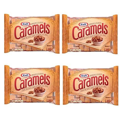 Kraft Vanilla Caramels Individually Wrapped product image