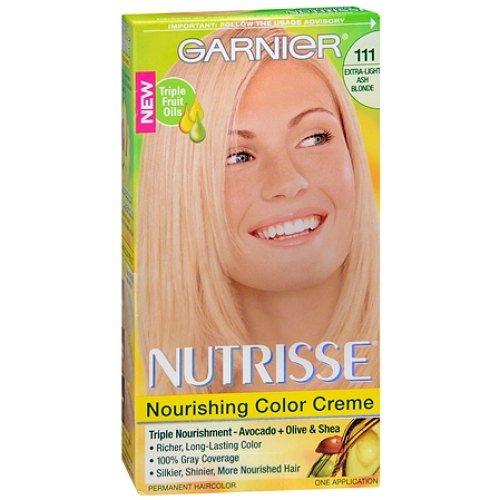 Garnier Nutrisse Level 3 Permanent Creme Haircolor, Extra-
