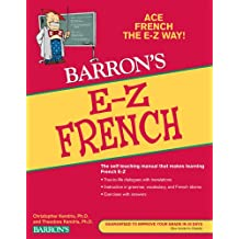 E-Z French (Barron's E-Z Series) (French Edition)