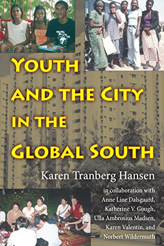 Youth and the City in the Global South (Tracking Globalization)