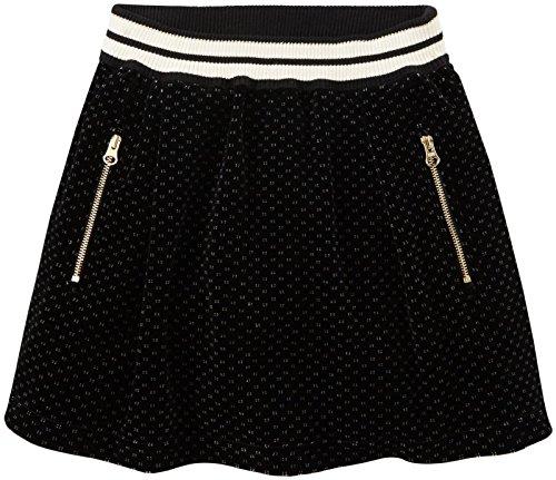 Sonia Rykiel Enfant Little Girls' Velour Skirt (Toddler/Kid) - Black - 6 by Sonia Rykiel Enfant