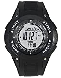 Sunroad Sports Watch Climbers and Hill Walkers with Altimeter, Barometer, Compass, Pedometer Functions for Outdoor Sports Fans