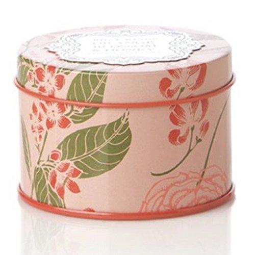 Blossom Candle Travel (Rosy Rings Petite Tin (Orange Blossom & Honey))