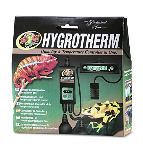 Image of Zoo Med HygroTherm Humidity and Temperature Controller
