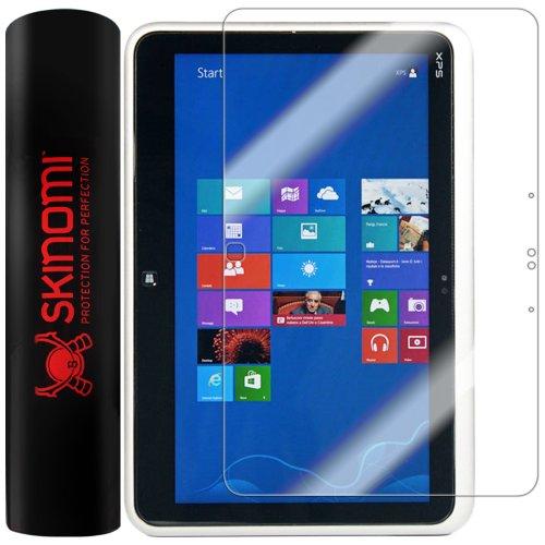 Dell XPS 12 Screen Protector, Skinomi TechSkin Full Coverage Screen Protector for Dell XPS 12 Clear HD Anti-Bubble - 12 Protector Screen Xps