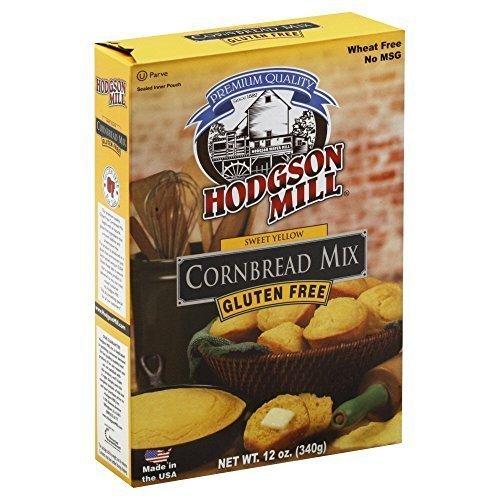Hodgson Mill Kentucky Kernal Mix Cornbread Mix Gluten Free (Pack of 2) by Hodgson (Kernals Corn)