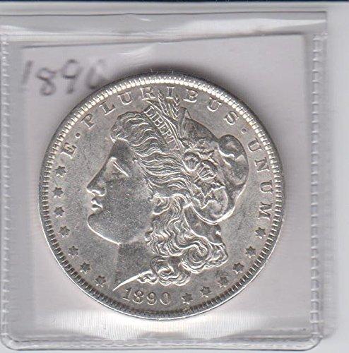 1890 Morgan Silver Dollar $1