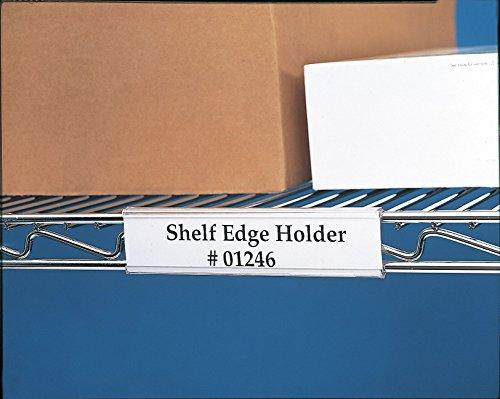 Aigner Index, Inc., Wire Rac Label Holders, Hwr-1253, Description: 3
