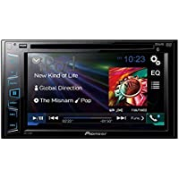 Pioneer AVH270BT Double DIN/BLUETOOTH/DVD/USB/AUX/BASIC WITH BLUETOOTH Car Receiver (Discontinued by Manufacturer)