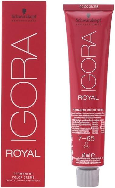 Schwarzkopf Professional Igora Royal 7-65 Tinte - 60 ml