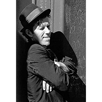 13 x 19 inches Tom Waits Poster