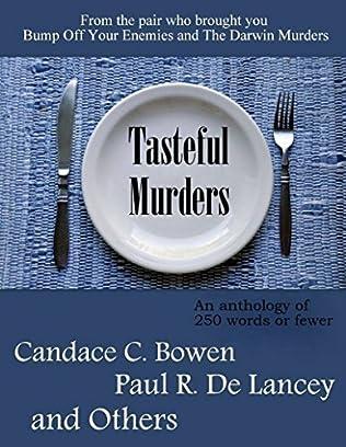 book cover of Tasteful Murders