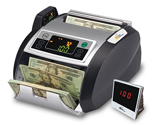 Royal Sovereign Money Counting Machine, High Speed Bill C...