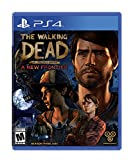 The Walking Dead The Telltale Series A New Frontier PlayStation 4