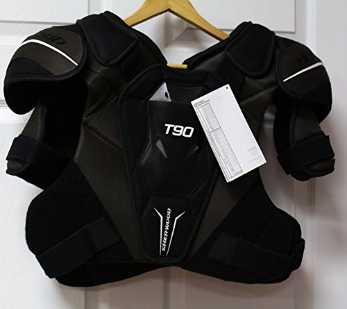 Sherwood Pads Shoulder (Sherwood True-Touch T90 Senior Hockey SHoulder Pads Size Small)