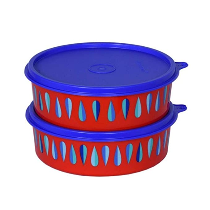 Tupperware Plastic Bowl Nature Collection  750Ml