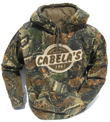 Cabela's SECLUSION 3D Camo Hunting Heavyweight (xx-large)