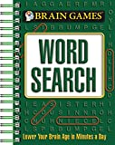 img - for Brain Games  Word Search book / textbook / text book