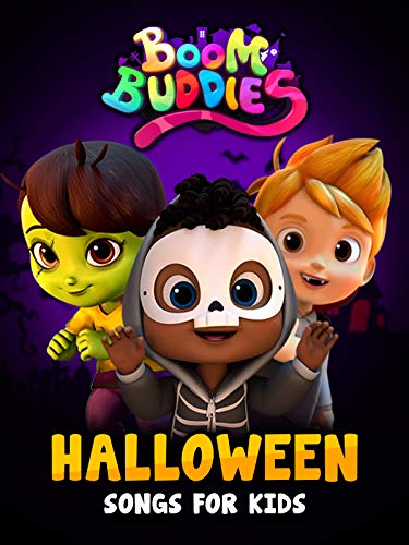 Halloween Movies For Kids 2019 (Boom Buddies - Halloween Songs for)