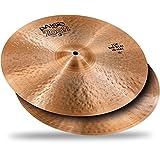 "Paiste 2002 Black Big Beat Hi-Hat 15 Cymbal - 15"""