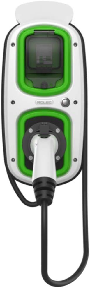 16//32 Amp 5//10 m/ètres | Type 2 /à Type 2 Easy EV C/âble de Recharge pour v/éhicules /électriques///électriques EV OneStop Simple 16 amp/ères // 10 m/ètres Affordable