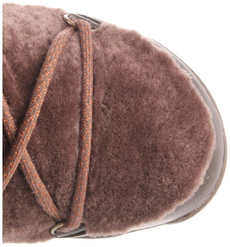 Fitflop Superblizz Boot, Stivali donna Marrone Cioccolato 42.5