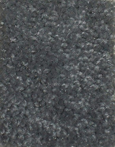 """Cheap 4'X6′ OVAL Area Rug Carpet. KING'S CASTLE GREY 30 oz. ½"""" Thick. 100% Polyester fiber, Medium Density, Soft and Durable. MULTIPLE SIZES, SHAPES and Brilliant Colors."""