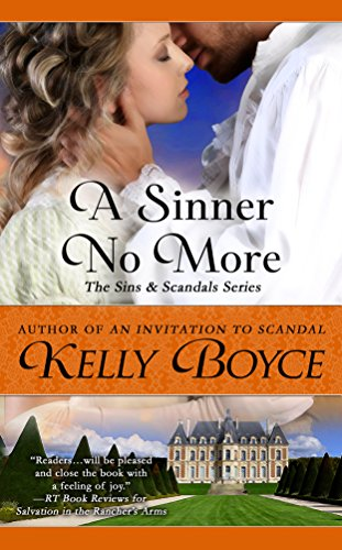 book cover of A Sinner No More