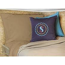 Camper RV Bunk 34x75 Sheet Set 100% cotton Color: Camel