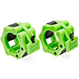 """Iron Lab Olympic Barbell Collar Pair of 2"""" Inch Pro"""