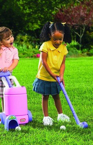 Little Tikes TotSports Easy Hit Golf Set - Pink