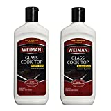 Weiman Glass Cook Top Cleaner 10 oz. Bottle 2 Pack