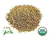 Pride Of India - Organic Ajwain Seed Whole, Half Pound