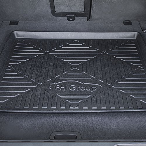 FH Group Premium Multi-Use Cargo Tray (Car SUV and Garage Trunk Mat) (Tray 1 Great)