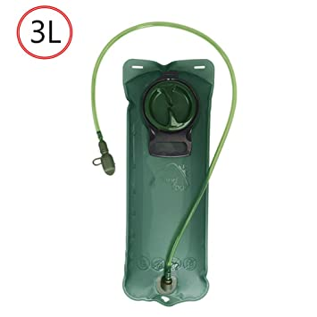 TZTED Bolsa de Agua Portátil de hidratación Libre de BPA ...