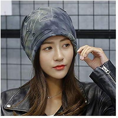 GHC Gorras y Sombreros Versión Coreana de Las Gorras con Estampado ...