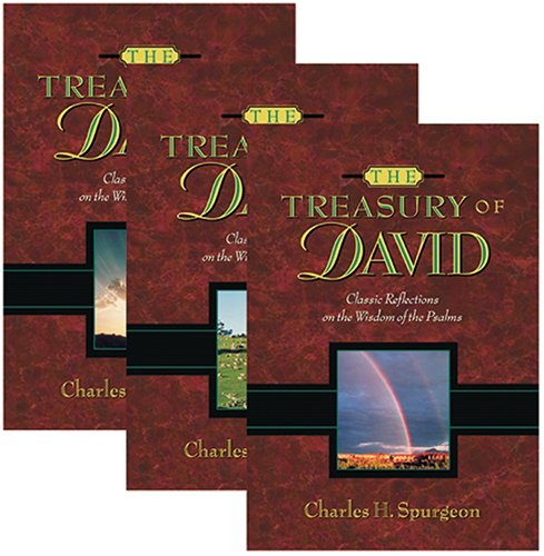 The Treasury of David (3 Volume Set)
