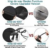 king do way Outdoor Patio Furniture