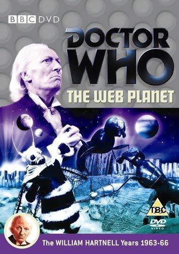 Doctor Who - The Web Planet [Reino Unido] [DVD]: Amazon.es ...