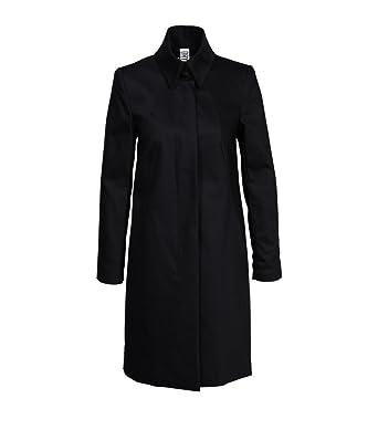 124a5ba2e09c Drykorn Damen Mantel Bourse in Schwarz: Amazon.de: Bekleidung